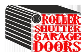 Roller Shutter Garage Doors Logo
